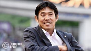 日本代表の森保一監督 写真提供:GettyImages