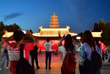 中国、ナイトタイムエコノミーが活性化