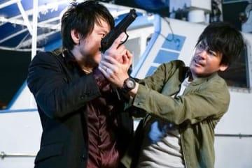ドラマ「ボイス 110緊急指令室」で主演を務める俳優の唐沢寿明さん(C)日本テレビ