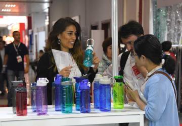 第6回中国(トルコ)貿易博覧会開幕 イスタンブール