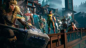 基本無料ハンティングアクション『Dauntless』プレイヤー数が400万人突破!マッチメイク問題にも対応中