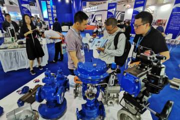 2019大連国際工業博覧会が開幕