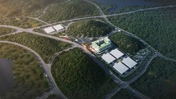 中国南方地区データセンターのモデル基地建設が加速 貴州省貴安新区