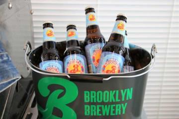 ブルックリン・ブルワリー ブルックリンサマーエール 夏限定 期間限定 タップマルシェ キリン クラフトビール