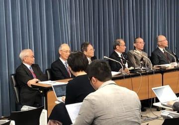 「新しい日本大学をつくる会」の記者会見(5月7日・文部科学省)