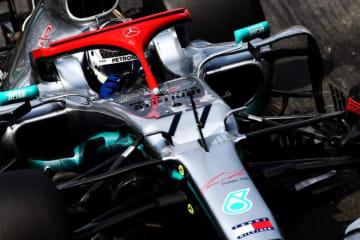 ボッタス、0.086秒差で予選2番手「渋滞でポールポジションのチャンスを失った」:メルセデス F1モナコGP土曜
