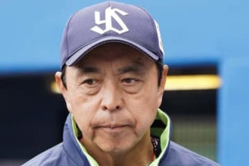 ヤクルト・小川淳司監督【写真:荒川祐史】
