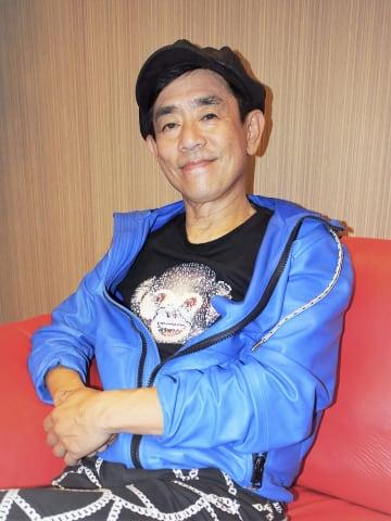 「山田康雄さんと交代した直後の作品は、今でも録音し直したいと思っている」と話す栗田貫一