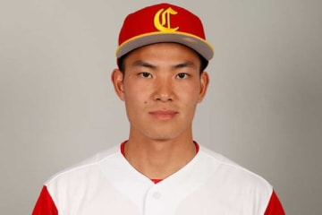 2017年には中国代表としてWBCに出場していた許桂源【写真:Getty Images】
