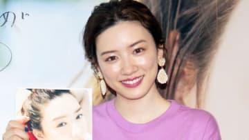 ファースト写真集「moment」の発売記念イベントの会見に登場した永野芽郁さん