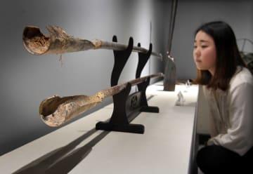 珍しい「シャベル」の展示が盛りだくさん 洛陽鏟博物館を訪ねて