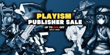 「PLAYISM」8周年記念!Steamにて最大80%OFFセール実施中―『シルバー事件』『D4』など