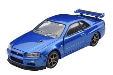 トミカプレミアムRSシリーズ「日産 スカイライン GT-R」発売 ベイサイドブルー