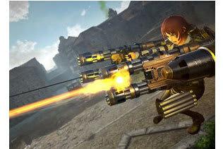 『進撃の巨人2 -Final Battle-』PV第2弾公開─決戦兵装モード「ガトリング」で敵を圧倒せよ
