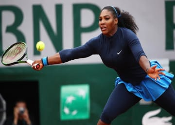 Serena Williams Ranked Highest-Paid Female Athlete by Forbes
