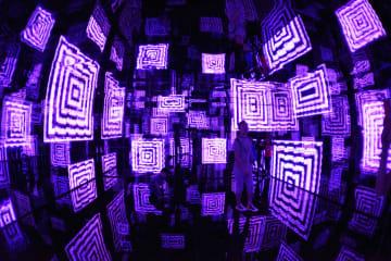 デジタルアート特別展が開催 中国国際ビッグデータ産業博