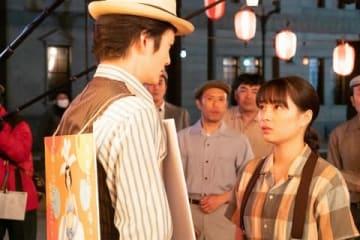 NHK連続テレビ小説「なつぞら」第52回の一場面(C)NHK