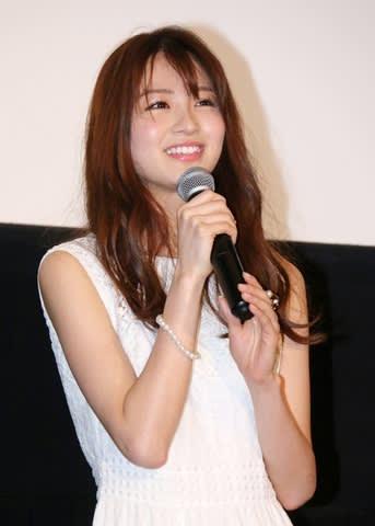 連続ドラマ「パーフェクトワールド」に出演している岡崎紗絵さん