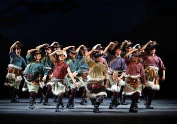 創作民族舞踏劇「天路」、第12回中国芸術祭で上演