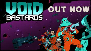 SFストラテジーFPS『Void Bastards』発売!銀河を探索しクセのある囚人達を生還させよう
