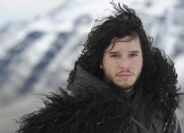 Kit Harington in 'Game of Thrones'
