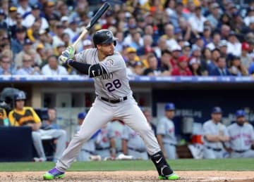 Nolan Arenado 2016: 87th MLB All-Star Game