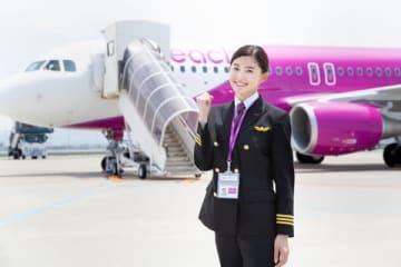 7月から放送される連続ドラマ「ランウェイ 24」で主演を務める朝比奈彩さん (C)ABCテレビ