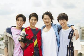 (左から)目黒蓮、ラウール、岩本照、渡辺翔太 - (C) NTV・J Storm