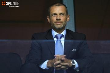 EURO2020のホスト国変更はないとチェフェリン会長が主張