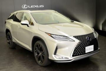 LEXUS 新型 RX RX450hL