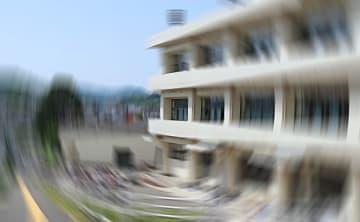 諫早市での不審者情報を巡り、住民への情報伝達について課題が浮かんだ(写真は加工しています)