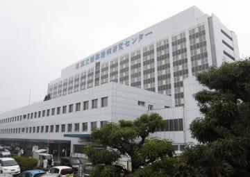 国立循環器病研究センター=2017年、大阪府吹田市