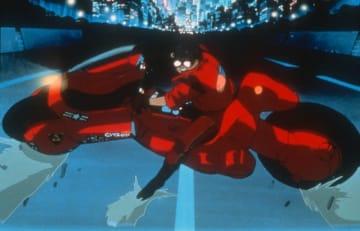 写真はアニメ映画『AKIRA』(1988)より - Streamline Pictures / Photofest / ゲッティ イメージズ