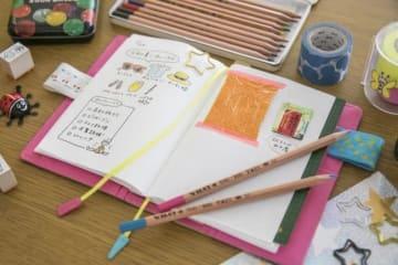 ほぼ日手帳と同じ方眼や製本を採用