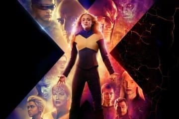 「ダーク・フェニックス・サーガ」は原作でも人気のエピソード - (C) 2019 Twentieth Century Fox Film Corporation