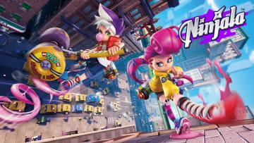 忍者ガムアクションゲーム『Ninjala』2020年春に発売延期―オンラインでの対戦をより快適にするため