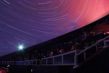 1億個の星を投影できる新プラネタリウム