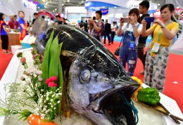 中国(福州)国際漁業博覧会が開幕