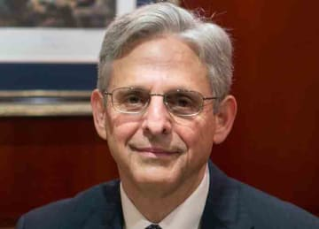 Description: English: Merrick Garland from White House website on the day he was nominated by President Obama for the Supreme Court Date: 16 March 2016 Source: https://www.whitehouse.gov/scotus Author: The White House (Wikipedia)