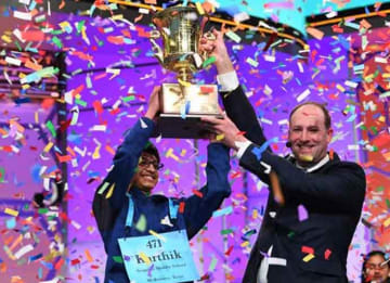 Karthik Nemmani Wins Scripps National Spelling Bee Championship With Magic Word