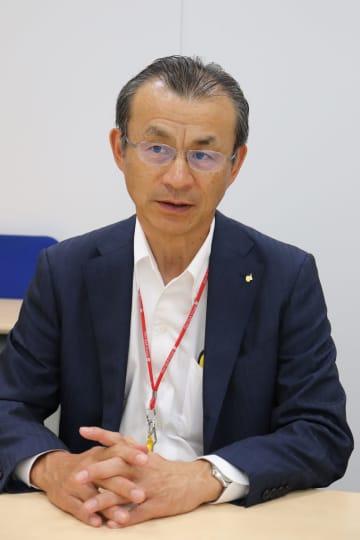 かわだ・てつお 武蔵大卒。82年NEC入社。NECネッツエスアイ執行役員などを経て、17年6月から現職。川崎市出身。