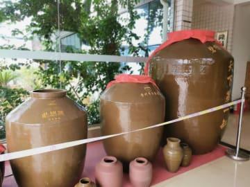 陶器に隠された白酒の香りの秘密 四川省隆昌市
