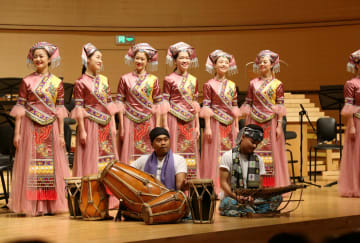 中国·ASEAN音楽祭、広西南寧で開幕