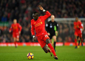 Liverpool's Sadio Mane out for rest of season with knee injury