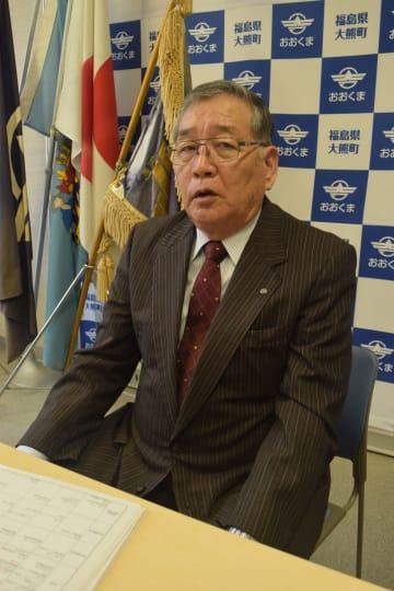 わたなべ・としつな 福島県大熊町出身。宮城県農業短大卒。大熊町議会議長を経て2007年の町長選で初当選。3期目。71歳。