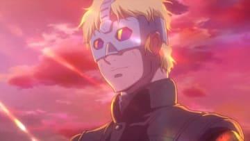 テレビアニメ「機動戦士ガンダム THE ORIGIN 前夜 赤い彗星」の第6話「ガルマ立つ」の一場面(C)創通・サンライズ