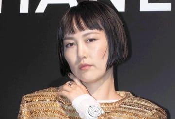 「シャネル アイコンウォッチJ12スペシャルプレビュー『DECISIVE SECONDS』」に登場した菊地凛子さん