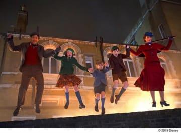メリー・ポピンズもジャックも子供たちもみんな飛ぶ!