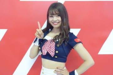 M☆Splash!!リーダーのASUKA(あすか)さん【写真:佐藤直子】