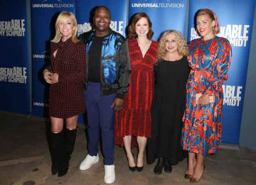 Cast Of 'Unbreakable Kimmy Schmidt' Reunites Final Season [PHOTOS]